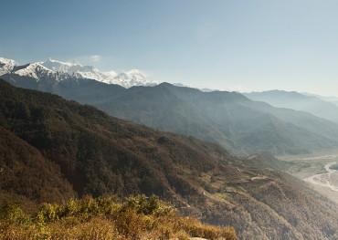 GHT High Route – Annapurna Traverse (Annapurna Circuit)