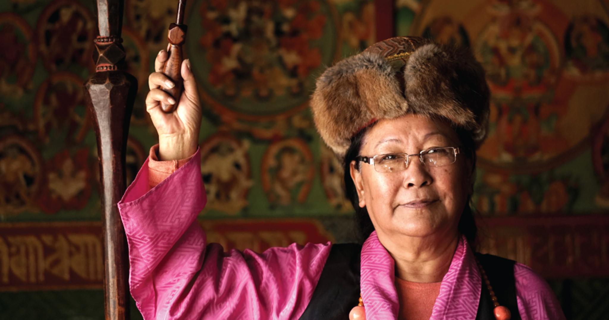 Sherpa culture Nepal