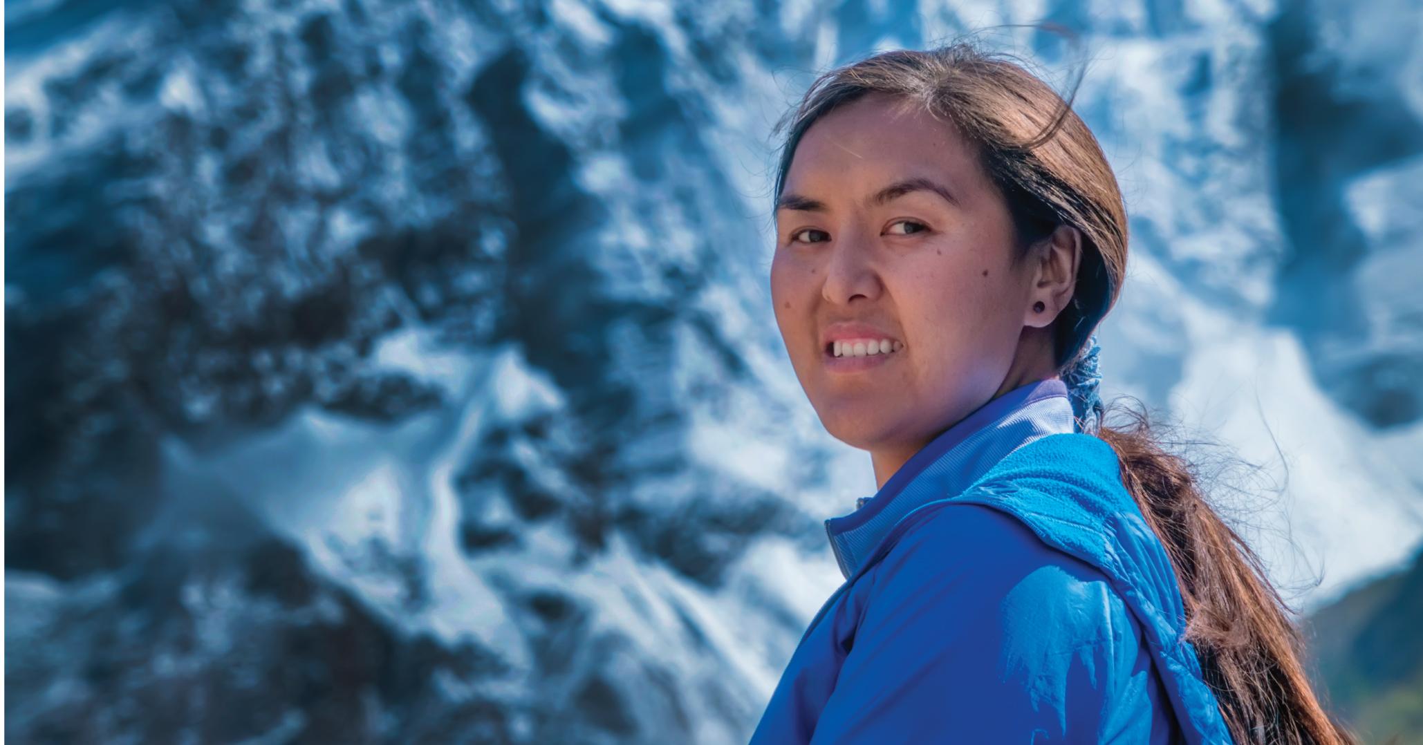 Climbing Nepal